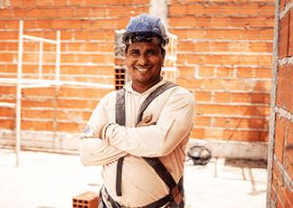 Quais são os principais EPIs para a construção civil?